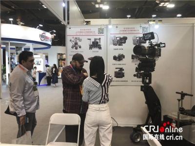 北京国际电影节力促中外电影产业核心要素互动与洽商