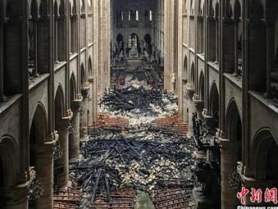 大火之后,巴黎圣母院真能通过数字化技术重建吗?