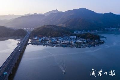 """上岸的幸福 ——""""中国最美渔村""""福安溪邳见闻"""