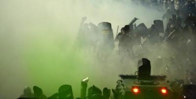 印尼华人在骚乱中遭受威胁,中使馆发文提醒