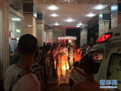 3名中国公民在缅甸仰光机场一客机滑出跑道事故中受伤