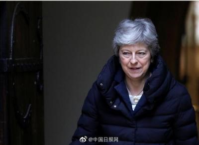 英媒:特雷莎⋅梅已规划二次公投,选民或面临三种选择