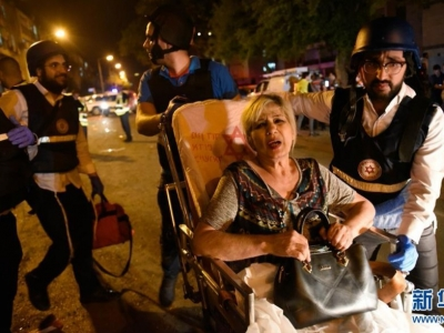 加沙地带停火协议生效 局势暂时平静
