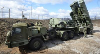 埃尔多安称土耳其购买俄制S-400防空导弹系统已成定局