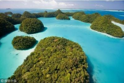 """帕劳修改海洋保护区计划 为日本渔船留""""后门"""""""