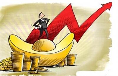 宽松预期支持金价 人民币黄金创6年新高