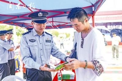 食品安全周宣传日活动在宁德联信财富广场举行