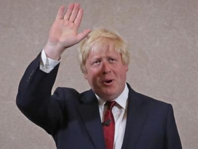 约翰逊赢得英首轮保守党党魁选战 正酝酿无协议脱欧?
