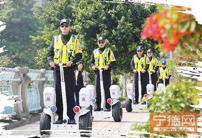环东湖巡防队:创新巡防机制 守护一方安宁