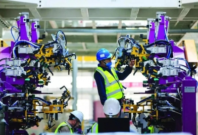 高新技术产业连续5个月保持高增长态势