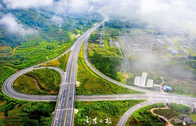 我市加快推进高速公路建设