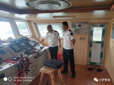 伏季休渔已开始  蕉城清理偷渔网具200余张