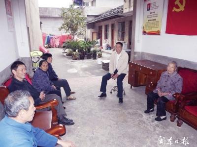 柘荣双城镇:以人为本 化解矛盾纠纷暖人心