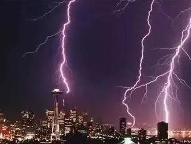 本周我市多雷雨天气