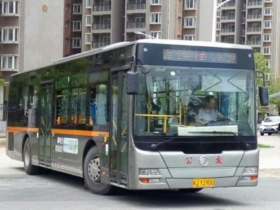 中心城区9月起调整2条公交线路