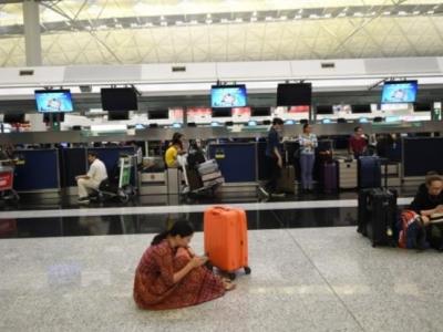 香港机管局:禁止任何人非法干扰机场正常使用