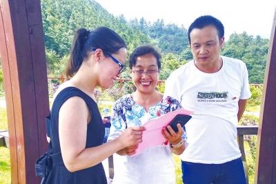 霞浦县水门乡开展精准普法进乡村活动