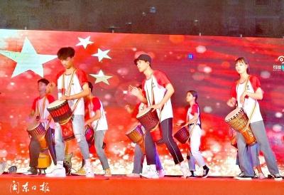 霞浦:音乐会歌唱祖国