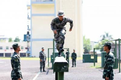 武警宁德支队严密组织2019年度院校毕业学员岗前培训