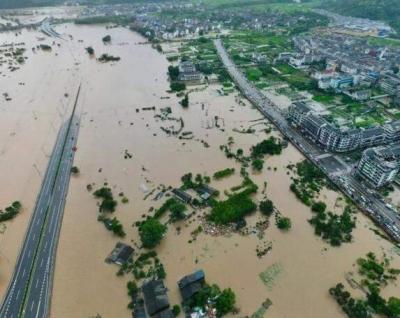 台风利奇马已致浙江28人死亡 20人失联