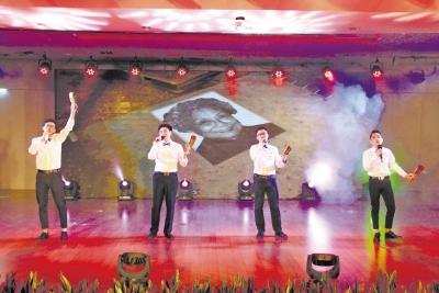 """我市各地举办""""中国医师节""""庆祝活动"""