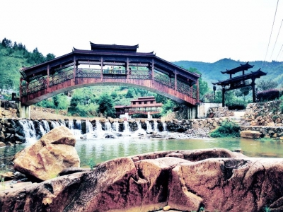 古田蘑菇部落生态旅游区