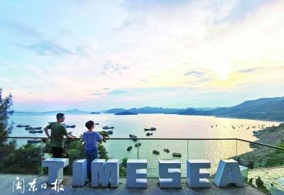 霞浦三沙民宿:临窗远眺那片海