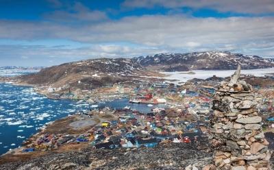 买岛不成改设领事馆,美为何死盯格陵兰岛?