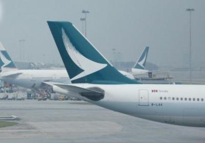 国泰航空:已中止两位机师的雇佣合约