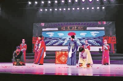 冯梦龙文化在寿宁一中开出智慧之花