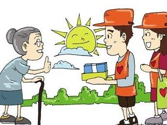 """古田:社区好服务 情暖""""夕阳红"""""""