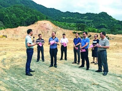 寿宁县人大常委会开展生态环境保护监督工作侧记
