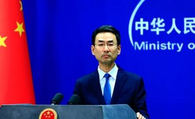 外交部:美方进一步提高对中国输美产品关税损人害己