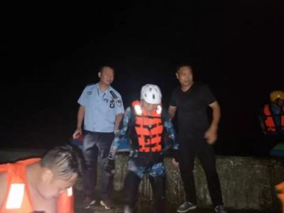 """惊心动魄!一句""""漂亮的房子"""",福鼎警民联手救出19名被困峡谷的游客"""