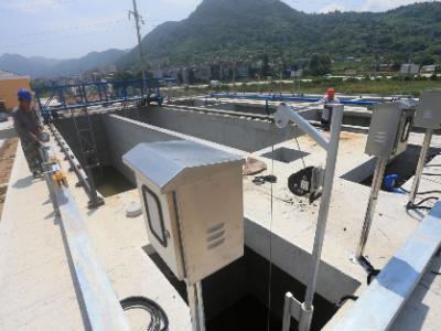 霞浦县长春镇污水处理厂将在近期内投用