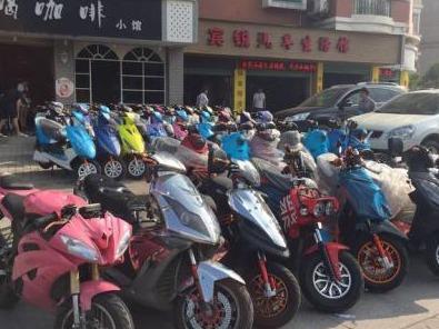 市场监管部门开展电动自行车专项整治行动