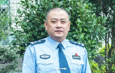 今天,新华社、央视《新闻联播》报道了这位福建警察!
