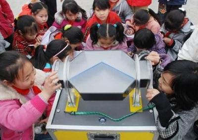 市民积极参与全民科学素质竞赛
