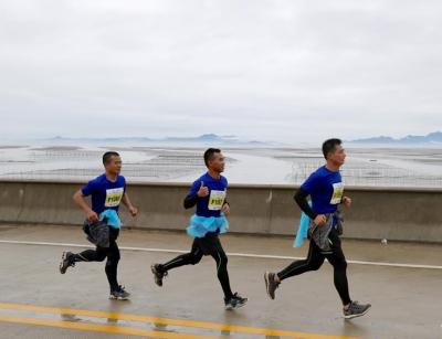 霞浦(三沙)第十届国际山地马拉松赛10月13日开跑