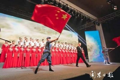 宁德市医院举办歌咏比赛献礼新中国成立70周年