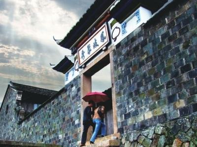 柘荣乍洋:竹海茶乡生态美 文旅胜地岁月新