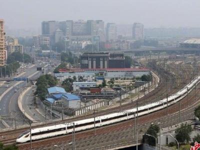 中国将研发时速400公里高铁 研发时速600公里磁悬浮