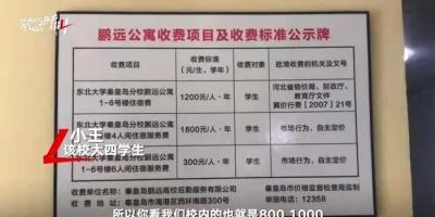 东北大学秦皇岛分校就天价公寓事件致歉:将深刻反思