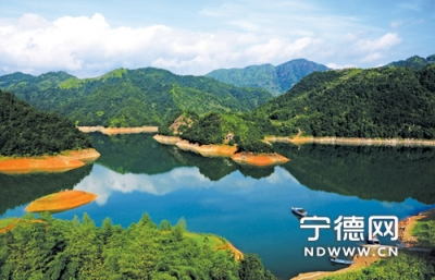 """福鼎:生态补偿""""呵护""""绿水青山"""