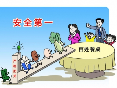 寿宁开展食品安全专项检查