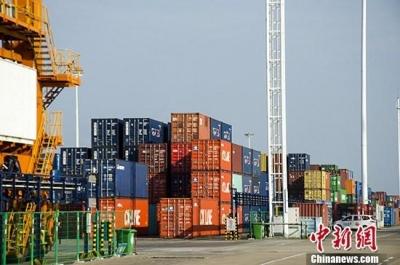 中国外贸韧性不减