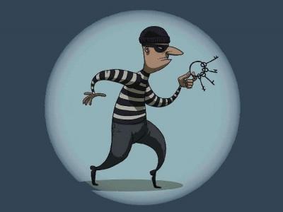 男子报案钢材被盗 结果却是监守自盗