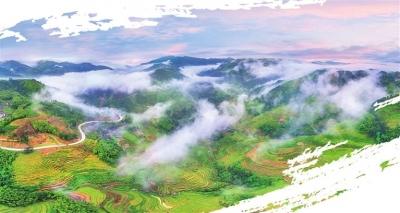 柘荣富溪镇:栉风沐雨图发展 文化古镇谱新篇