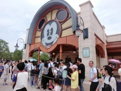 上海迪士尼食品携带细则出炉:禁带整个西瓜、榴莲、泡面