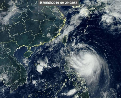 """台风""""娜基莉""""生成,南部海域今明有大风"""